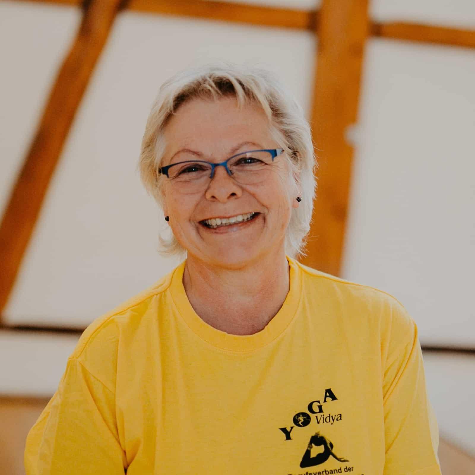 Renate Schuster - Yogalehrerin (BYV)